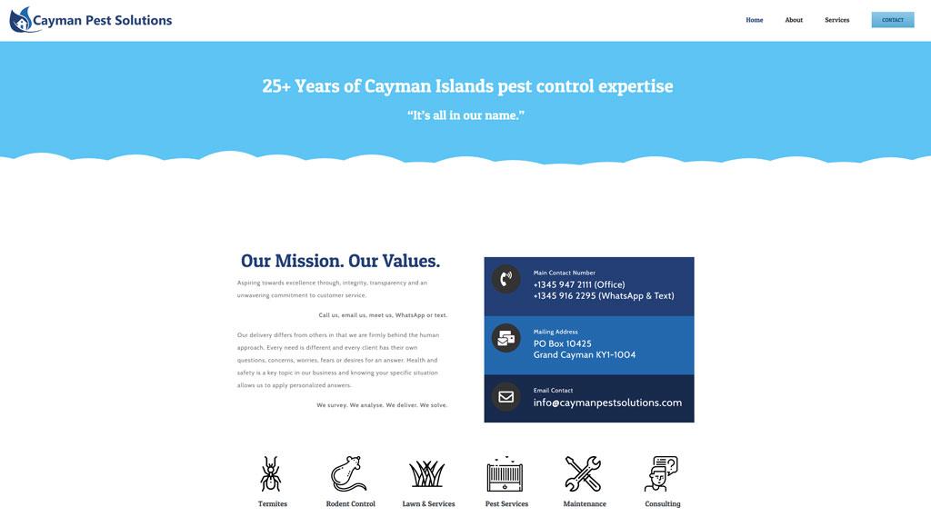 Cayman Pest Solutions